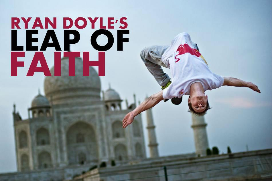 "<p><b>Ryan, hope you enjoyed your trip to India. What's your most striking memory of the country?</b><br> <br>Obviously the Taj Mahal was a bit hard to miss (<em>laughs</em>) but I did share some amazing experiences with the film crew. Before I left my brother gave me a ""No rickshaw!"" t-shirt that he brought back from his trip to India. The joke hit me when I arrived in Agra (<em>laughs</em>). They are everywhere.</p>"