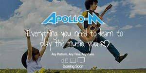 Apollo-M Brings Netflix-Style Innovation to Music Learning World