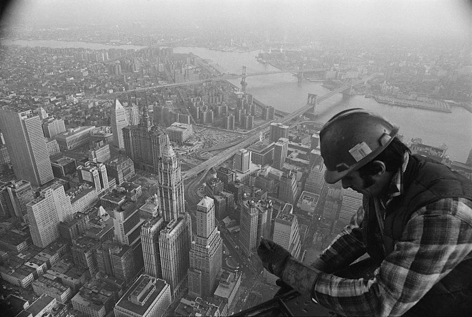 <p>The 1970s saw a huge boom in Manhattan construction, with high-rises and skyscrapers increasing in popularity. </p>