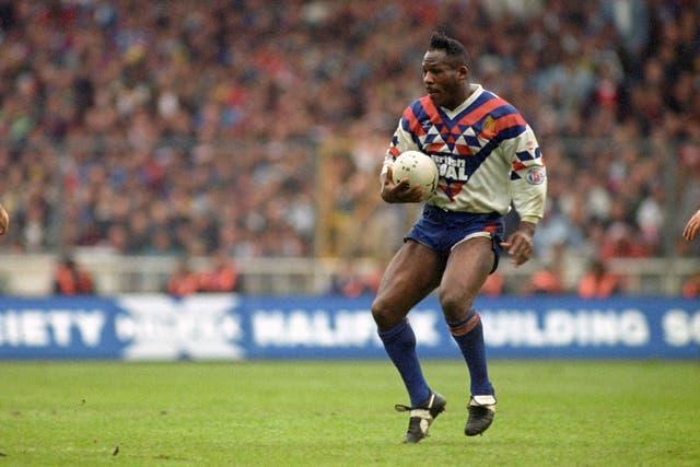 Ellery Hanley would also captain Great Britain between 1988 and 1992.
