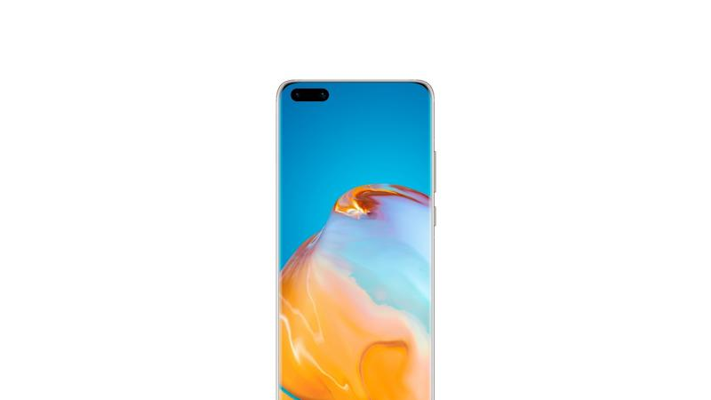 Huaweis neues Smartphone P40 Pro.