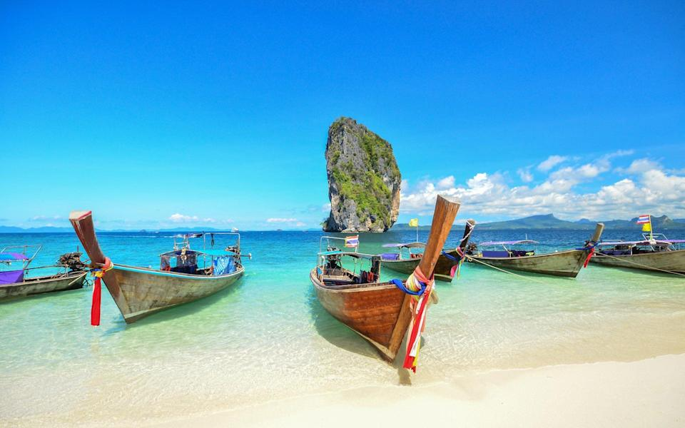 Phuket is one of the country's key destinations - Getty