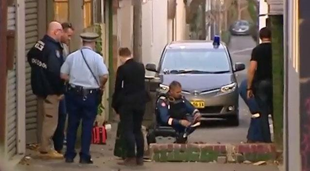 Counter-terrorism police said they made no apologies for the pre-emptive raids. Photo: 7 News
