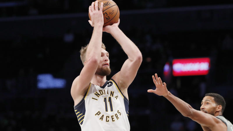 Sabonis triple-doubles, but Pacers lose again