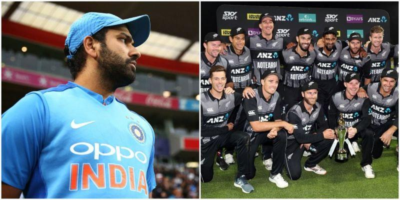 A spirited performance from New Zealand resulted in Rohit Sharma's maiden series defeat as captain