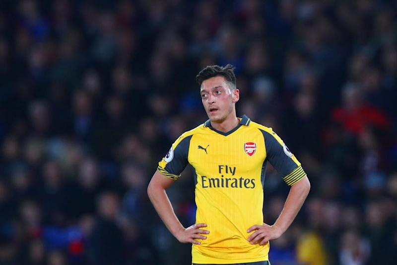 Summer | Mesut Ozil says he will resume contract talks at the end of the season: Getty Images