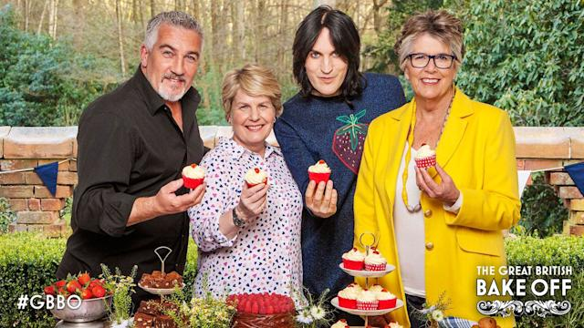 GBBO new lineup
