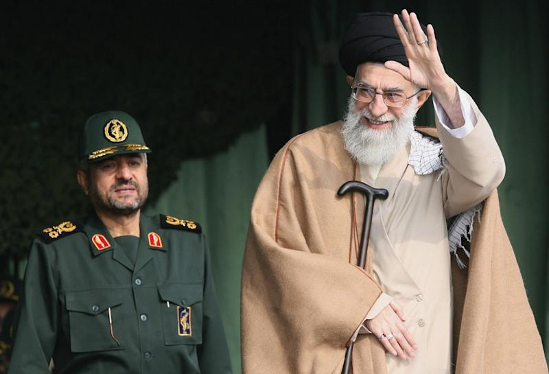 Iran's Supreme Leader Rules Out Talks With U.S. Ahead of UN Meet