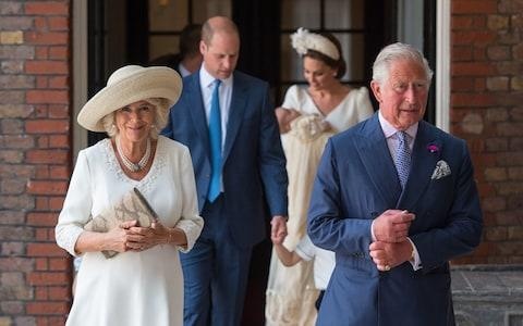 The Duchess of Cornwall and Prince of Wales - Credit: PA / Dominic Lipinski