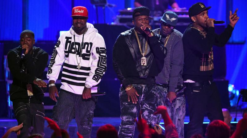 50 Cent and G-Unit
