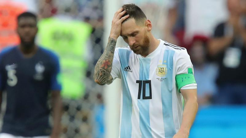 'He is very tired' - Menotti worried about Messi ahead of Argentina friendlies