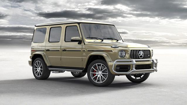 <p><strong>Gold: 15.8 percent more likely to have a deal</strong></p> <p>Your gold car isn't going to be so golden when you go to resell it.</p> <p>That said, gold is a color that can make the right car look legitimately desirable, depending on the shade. This gold G-Wagen isn't as bright as some G-Wagens you might see on the road, but it's still enough to turn our heads. Just like beige, gold isn't a particularly popular color for new cars, so you might find one at a discount if it's been sitting on the lot for a while.</p>