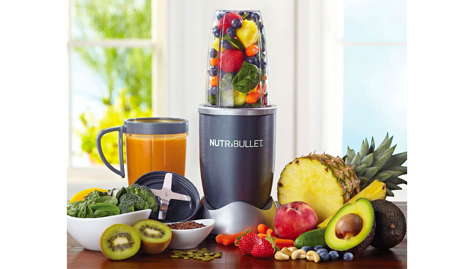 Nutribullet is the O.G. super blender — and it's on sale! (Photo: QVC)