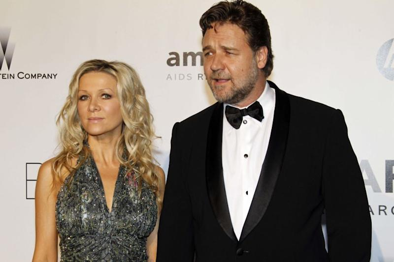 The pair, seen here in happier times, were married for nearly 10 years. Source: Getty