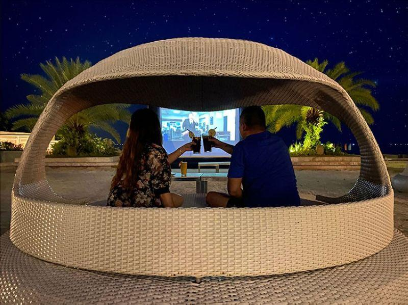 BE Resort Mactan reintroduces movie night, other exclusive offers