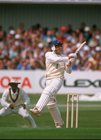 England v West Indies , 1st Test , Headingley, June 91