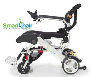 KD Smart Chair Exhibiting 50 Lbs. Wheelchair at Abilities Expo