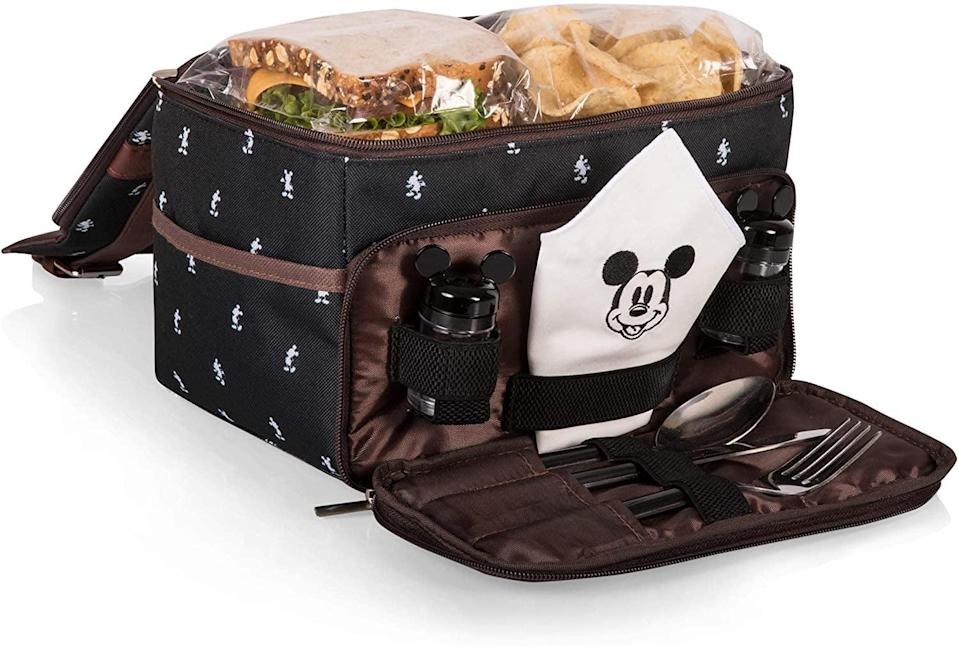 <p>Enjoy an afternoon for two with this <span>Disney Classics Mickey Mouse Insulated Lunch Cooler</span> ($50).</p>