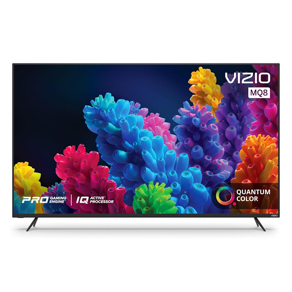 """<p><strong>VIZIO</strong></p><p>walmart.com</p><p><a href=""""https://go.redirectingat.com?id=74968X1596630&url=https%3A%2F%2Fwww.walmart.com%2Fip%2F852625707&sref=https%3A%2F%2Fwww.countryliving.com%2Fshopping%2Fg34360785%2Fwalmart-amazon-prime-day-big-save-deals-2020%2F"""" rel=""""nofollow noopener"""" target=""""_blank"""" data-ylk=""""slk:Shop Now"""" class=""""link rapid-noclick-resp"""">Shop Now</a></p><p><strong><del>$779</del> $698 (10% off)</strong></p><p>VIZIO is one of our favorite brands because the televisions are easy to use and the prices are always good. This high-defintion TV is no exception. </p>"""