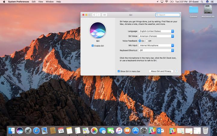 6 hidden features we discovered in the MacOS Sierra beta