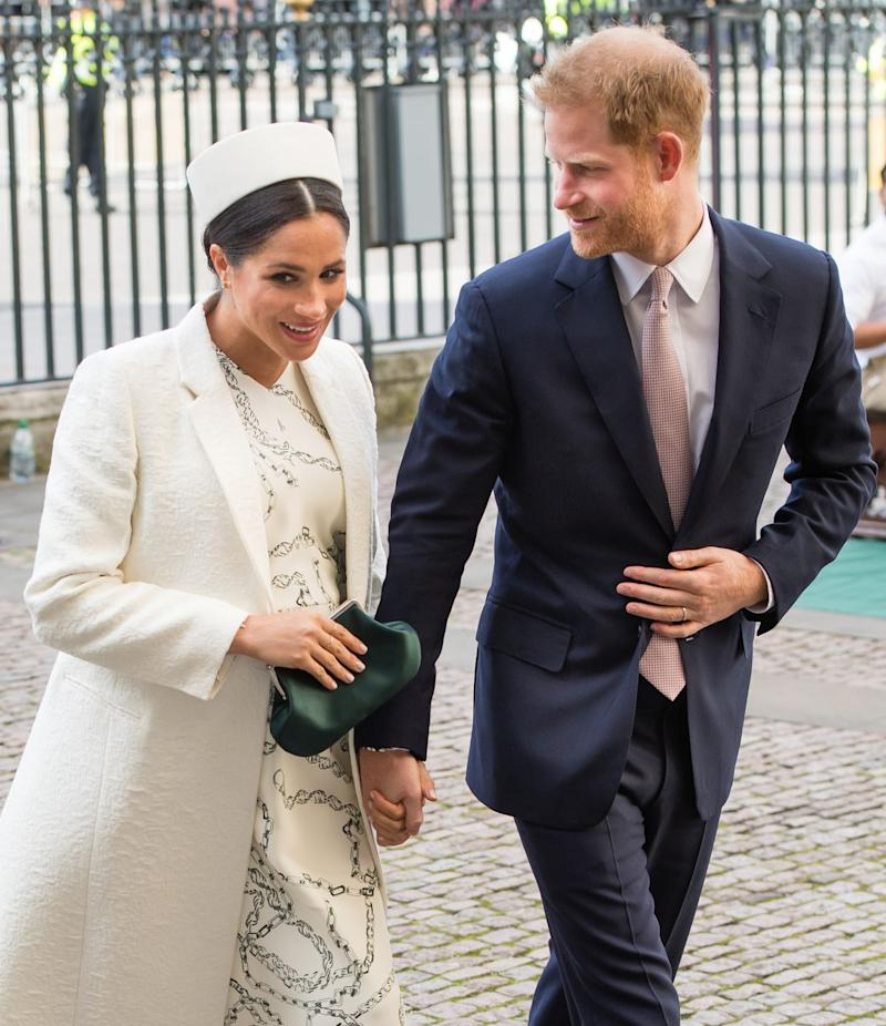 Inside Prince Harry & Duchess Meghan's Plans To Work—Not