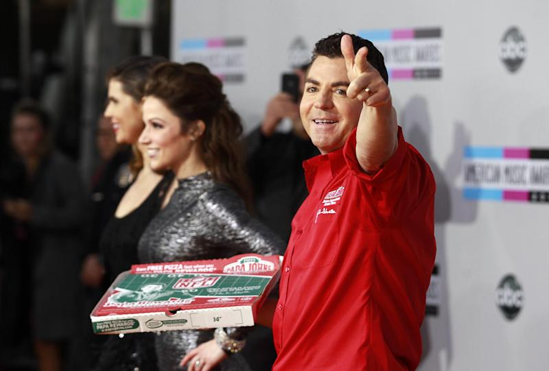Schnatter founded Papa John's in 1984: Reuters