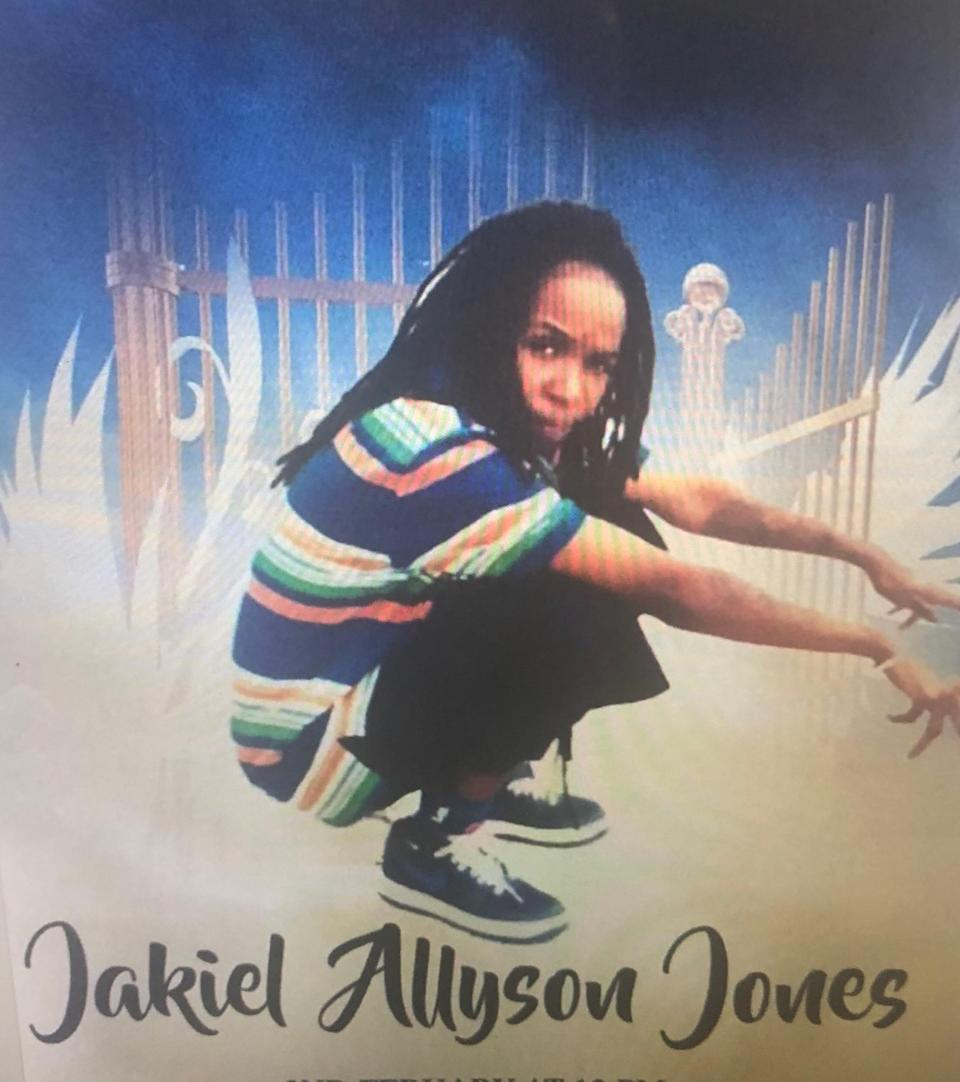 The parents of Jakiel Allyson Jones (pictured) claim a Florida funeral home shared a Facebook photo of their late daughter's body. (Photo: Courtesy of Hey, Sandy PR & Communications)