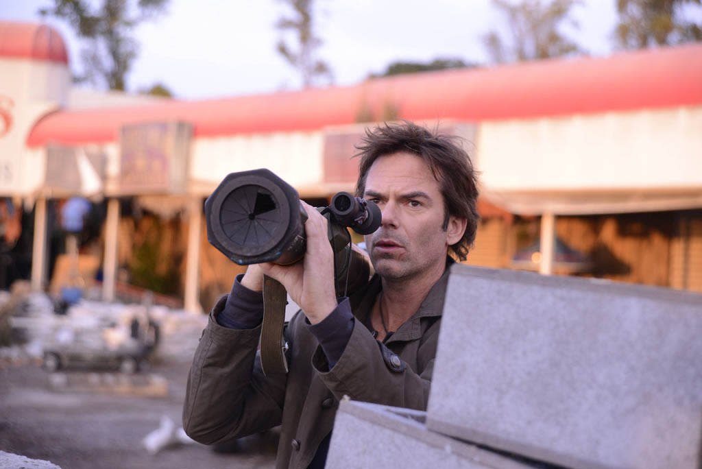"""The Stand"" Episode 111 -- Pictured: Billy Burke as Miles Matheson"