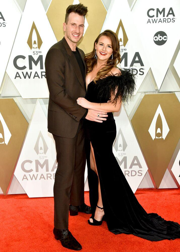Russell and Kailey Dickerson | John Shearer/WireImage