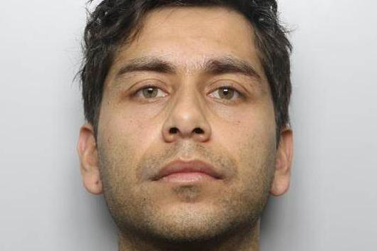 Jailed: Aaron Lal: British Transport Police