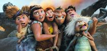 <p>The cave family encounters new adventures as they leave their home for the very first time. The first film, released back in 2013, featured voices by Emma Stone, Nicolas Cage, Ryan Reynolds, and Catherine Keener, all of whom are expected to return when the animated sequel arrives in December.</p>