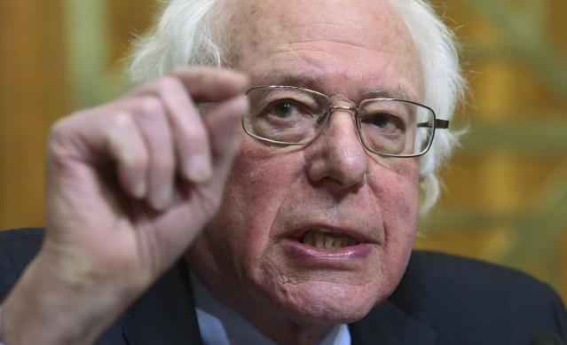 Sen. Bernie Sanders (Photo: Susan Walsh/AP)