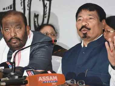Lok Sabha election: AGP's vacillation on citizenship bill, U-turn on alliance with BJP points to party on road to extinction