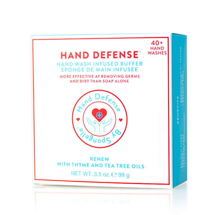 Renew | Hand Defense