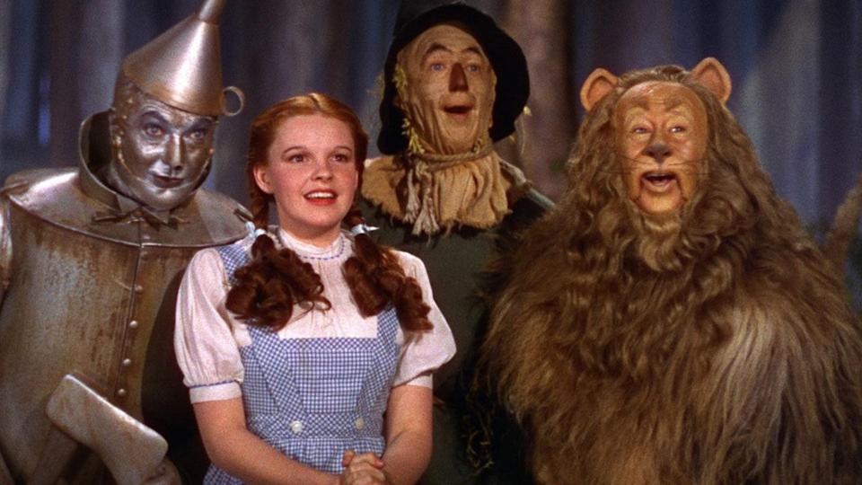 While some of the bunch might be more difficult to create than others (we're looking at you: Cowardly Lion…) it's surely one of the most iconic groups in the history of films. Luckily, sites like Amazon, have the full costumes for great prices.