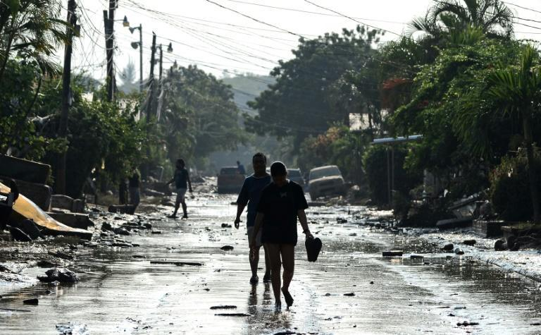 Hurricane Eta brought widespread damage to Central America this month