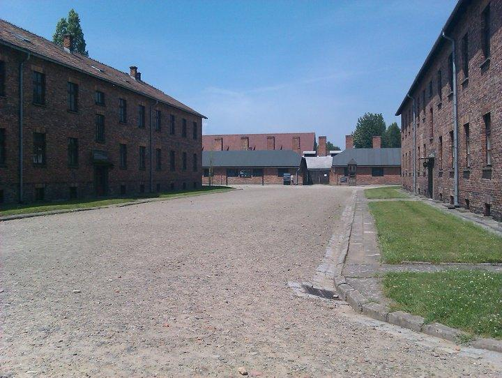 With a number of preserved buildings and wide roads, the Nazi death camp of Auschwitz-Birkenau looks like a pretty middle-class industrial township. Industrious it was, just the industry was war. On a bright sunny day in early June, among many people who have come to visit, what hits one the most is how everything here is so silent.