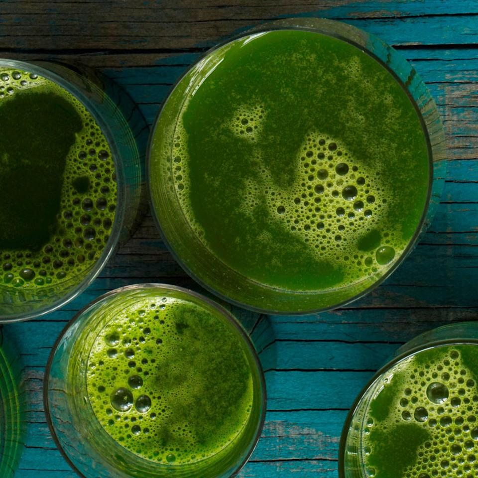 Cited Greens Drink