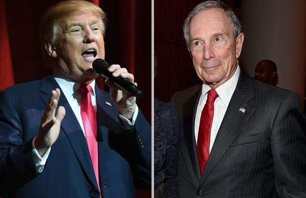 Bloomberg Claps Back at Trump Over Coronavirus Response: 'Your Own Aides Trashing You'