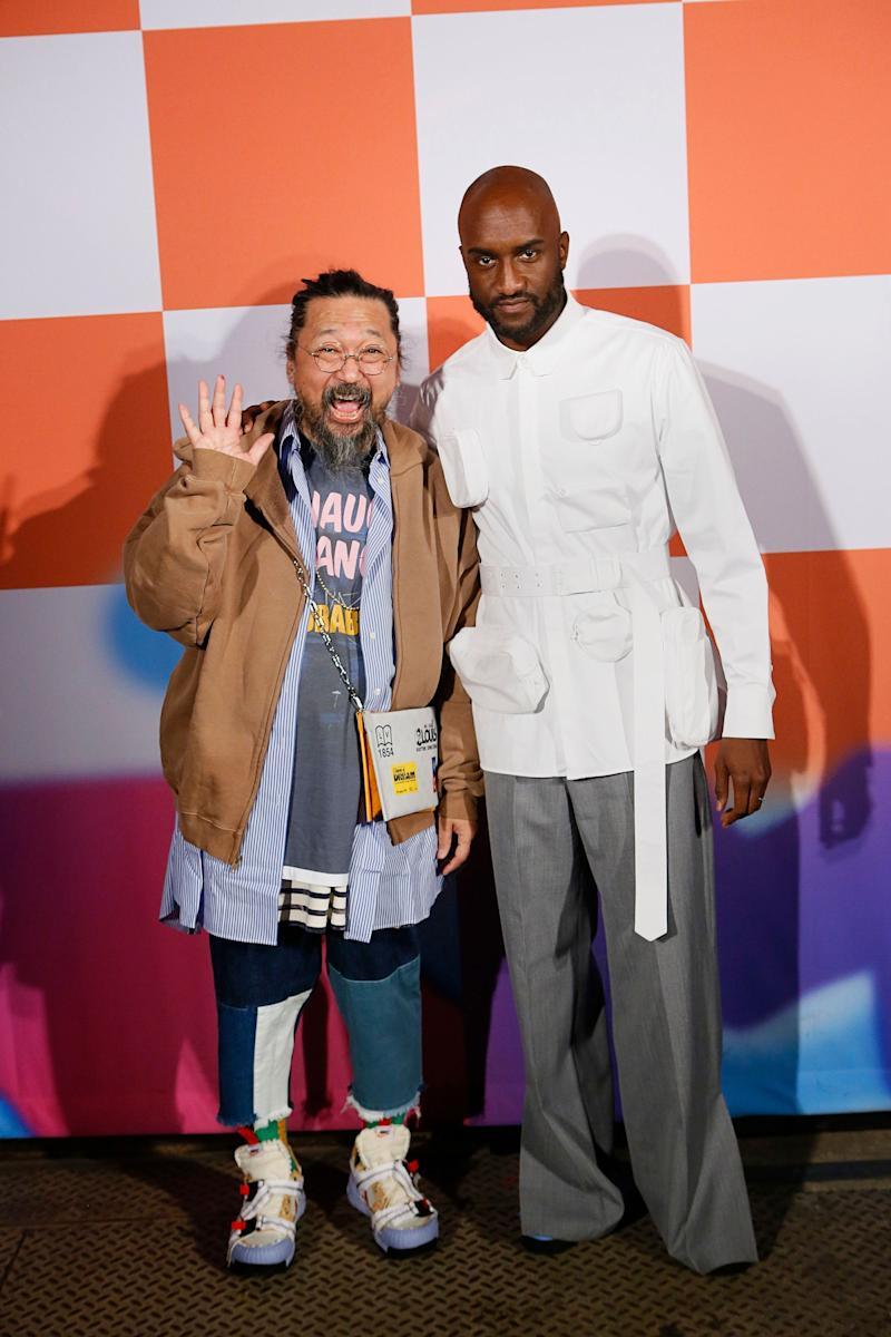 To Celebrate His MCA Chicago Exhibition, Virgil Abloh Hosted