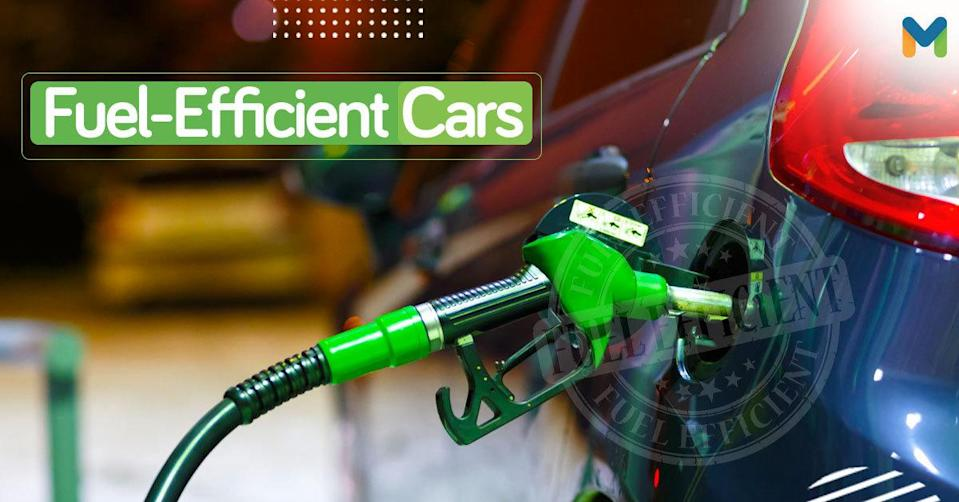 Fuel Efficient Cars in the Philippines | Moneymax