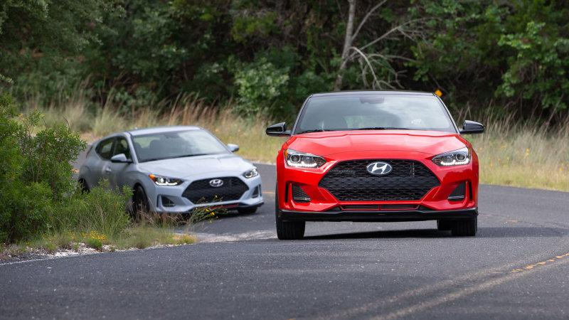 <img>The 2019 Hyundai Veloster is a revitalized version of a type of car many mainstream automakers are slowly giving up on entirely: the affordable sports car. Rivals like the Honda Civic Si and Volkswagen GTI spring to mind but, generally speaking, car companies crank out more and more SUVs and crossovers while this once thriving segment dwindles in numbers. That's too bad, because it takes only a few minutes behind the wheel to realize the crossover and SUV crowd are missing out on a lot of drivin