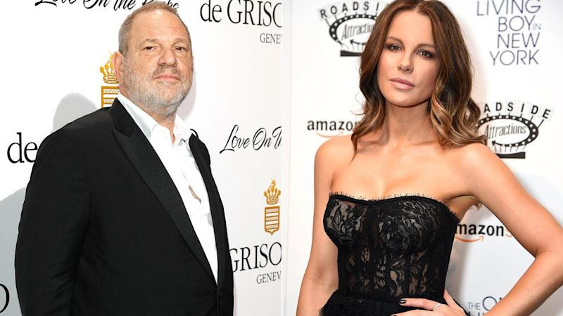 Kate Beckinsale Alleges Harvey Weinstein Sexually Harassed Her as a Teenager