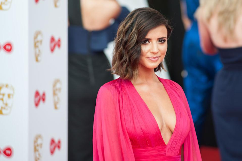 Lucy Mecklenburgh has detailed a