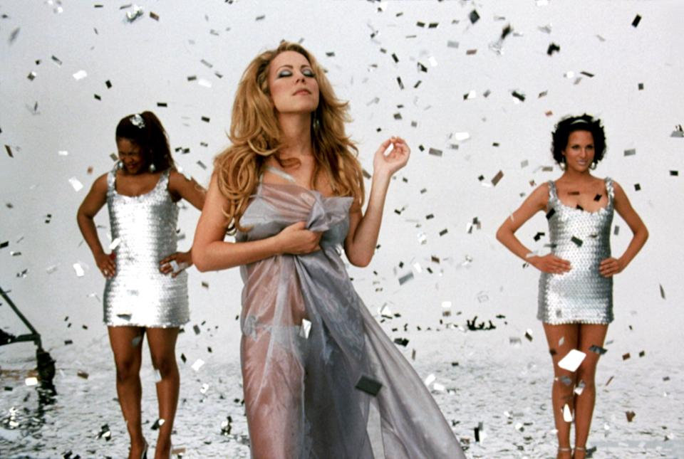 "In 2010, Mariah Carey blamed the 9/11 terrorist attacks for the fact that 'Glitter' was a flop at the box office, claiming that because it hit cinemas on 11 September 2001, not a lot of people actually got to see it.  She told PA: ""Could there be a worse day for that movie to come out? If I could go back in time and not do it, yeah, I would definitely not do it."""