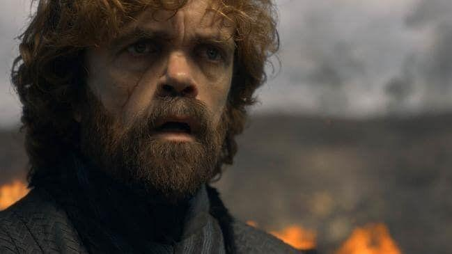 Tyrion Lannister in Game of Thrones season 8 episode 5