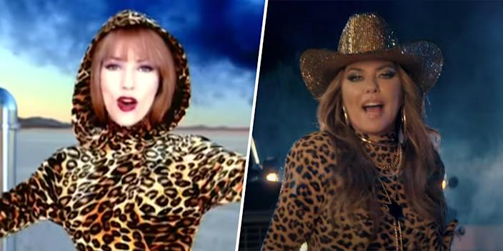 Shania Twain / YouTube