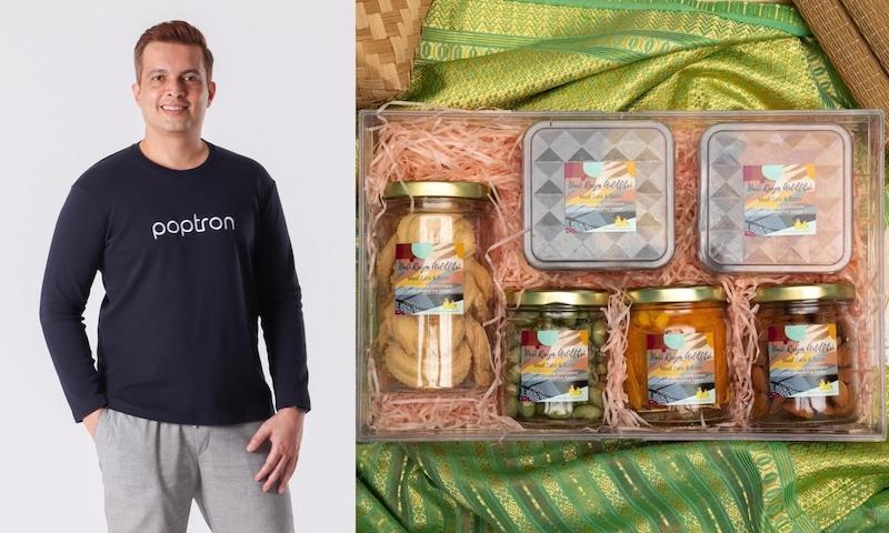 Lowe and his team have taken artisanal bazaars online so Malaysians can continue to get their favourite Ramadan goodies. — Pictures courtesy of Poptron and TheTwoPineapples