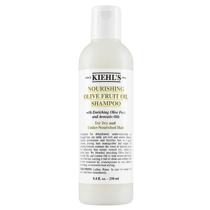 <p>Like a smoothie for your hair, <span>Kiehl's Nourishing Olive Fruit Oil Shampoo</span> ($20) contains olive fruit and avocado oils, along with lemon extract, to lock in moisture and promote shine. It's the number-one-rated shampoo on the brand's website and carries a five-star rating at Sephora.</p>