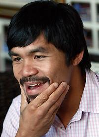 Manny Pacquiao's new challenge likely means less boxing is in his future